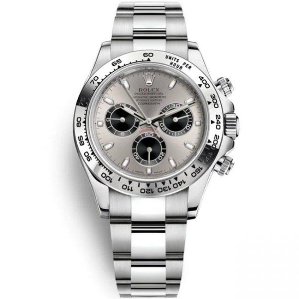Rolex Daytona White Gold Grey Dial 116509 Watch