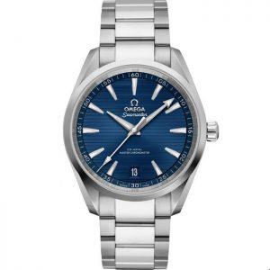 Replica Omega Seamaster Aqua Terra 150M Steel Blue Dial 220.10.41.21.03.004 Watch