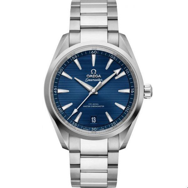 Omega Seamaster Aqua Terra 150M Steel Blue Dial 220.10.41.21.03.004 Watch