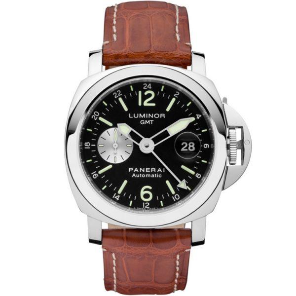 Panerai Luminor GMT Black Dial PAM00088 Watch