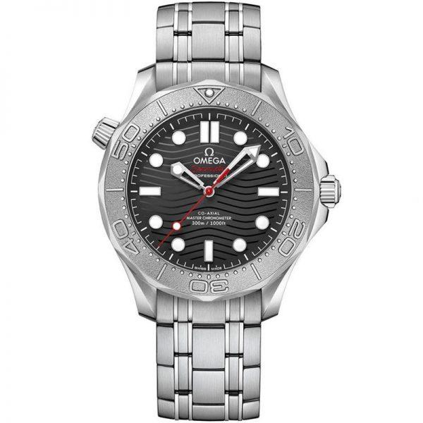 Omega Seamaster Diver 300m Nekton Edition Steel 210.30.42.20.01.002 Watch