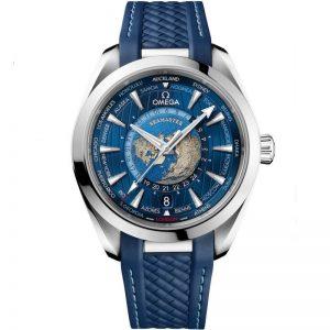 Replica Omega Seamaster Aqua Terra 150M GMT Worldtimer 220.12.43.22.03.001 Watch