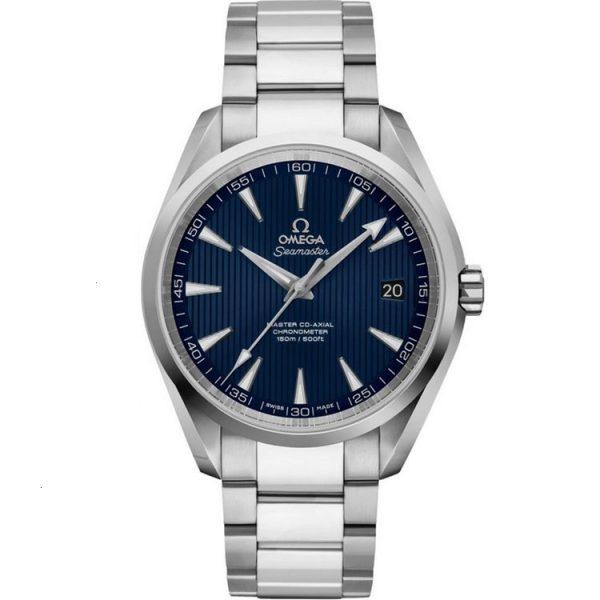Omega Seamaster Aqua Terra 150M James Bond 231.10.42.21.03.003 Watch