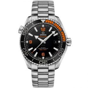Replica Omega Seamaster Planet Ocean 600M 43.5mm Black Dial 215.30.44.21.01.002 Watch