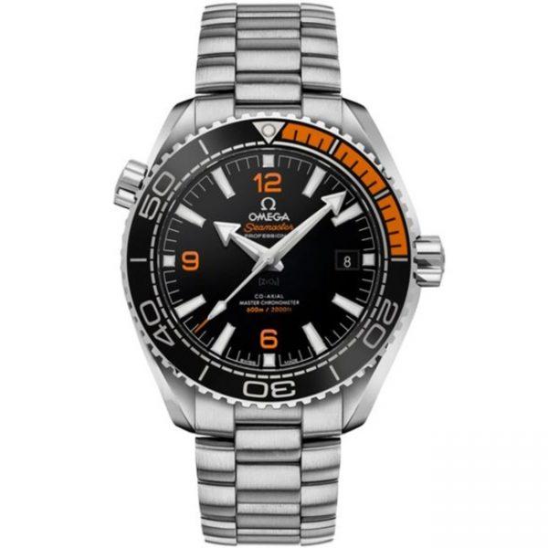 Omega Seamaster Planet Ocean 600M 43.5mm Black Dial 215.30.44.21.01.002 Watch