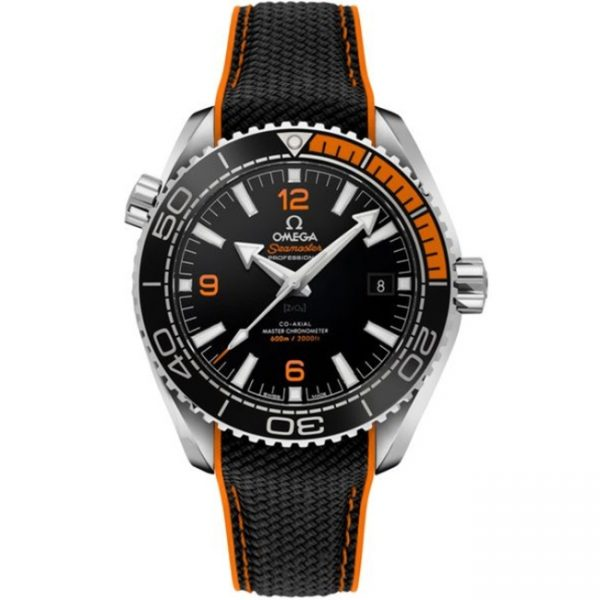 Omega Seamaster Planet Ocean 600M 43.5mm Black Dial 215.32.44.21.01.001 Watch