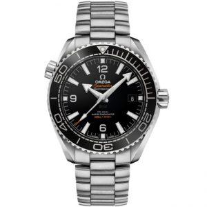 Replica Omega Seamaster Planet Ocean 600M 43.5mm Black Dial 215.30.44.21.01.001 Watch
