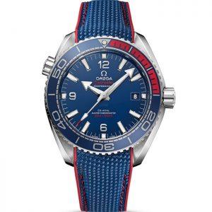 Replica Omega Seamaster Planet Ocean 600M Olympic Games Pyeongchang 2018 522.32.44.21.03.001 Watch