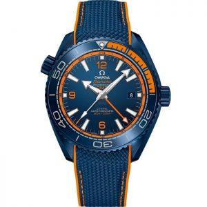 Replica Omega Seamaster Planet Ocean 600M GMT Big Blue 215.92.46.22.03.001 Watch