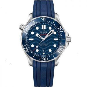 Replica Omega Seamaster Diver 300m Blue 42mm 210.32.42.20.03.001 Watch