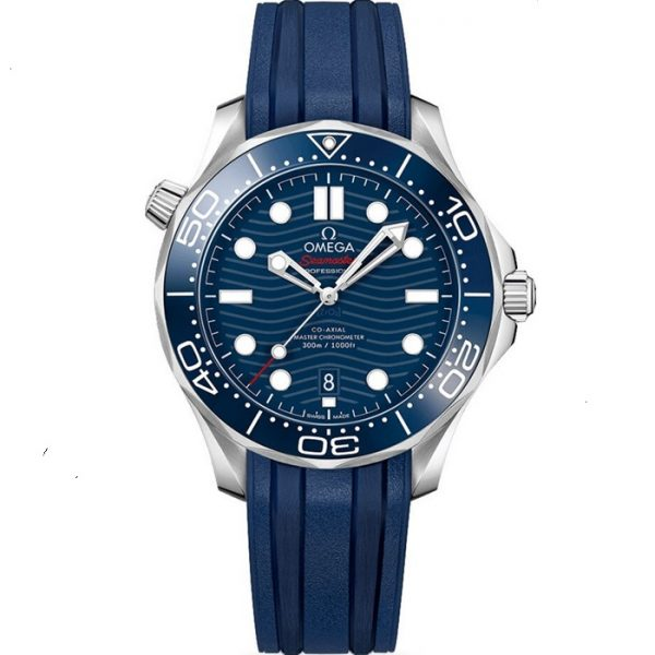 Omega Seamaster Diver 300m Blue 42mm 210.32.42.20.03.001 Watch