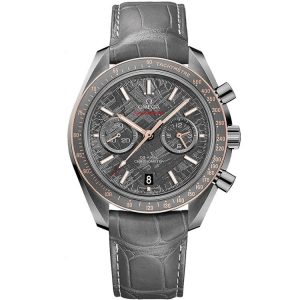 Replica Omega Speedmaster Grey Side of the Moon Meteorite Chronograph 311.63.44.51.99.001 Watch