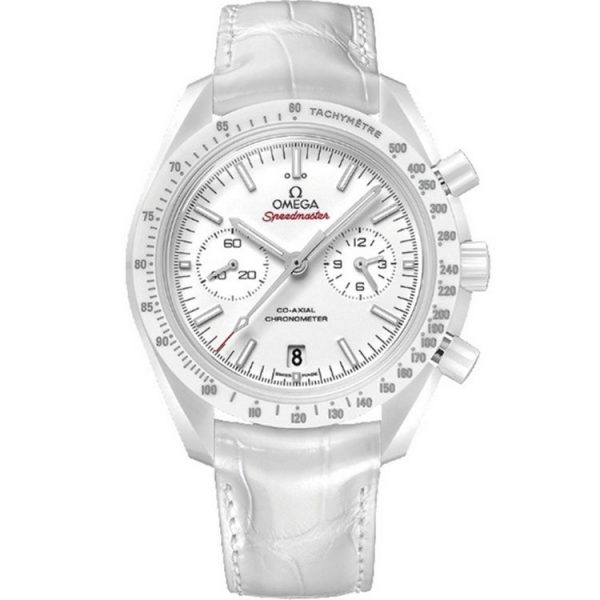 Omega Speedmaster Moonwatch White Side of The Moon 311.93.44.51.04.002 Watch