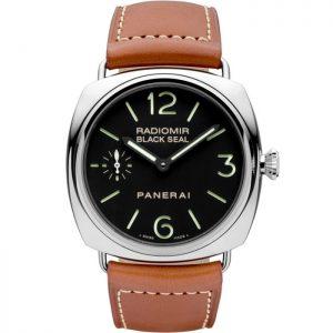 Replica Panerai Radiomir Black Seal Steel PAM00183 Watch