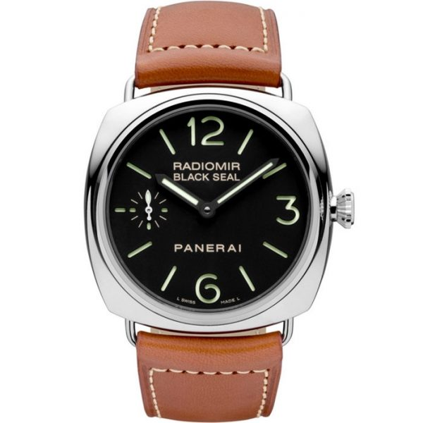 Panerai Radiomir Black Seal Steel PAM00183 Watch