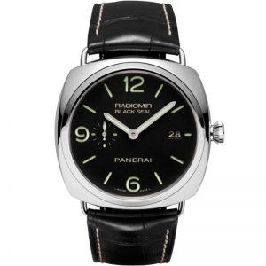 Replica Panerai Radiomir Black Seal 3 Days Steel PAM00388 Watch