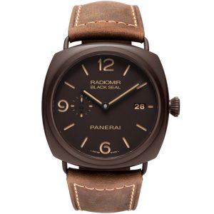 Replica Panerai Radiomir Black Seal 3-Days Composite PAM00505 Watch