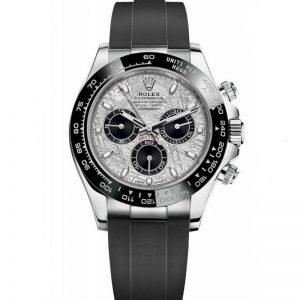 Replica Rolex Daytona Meteorite Dial M116519LN Watch