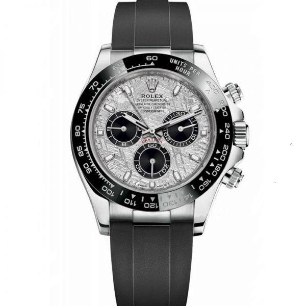 Rolex Daytona Meteorite Dial M116519LN Watch