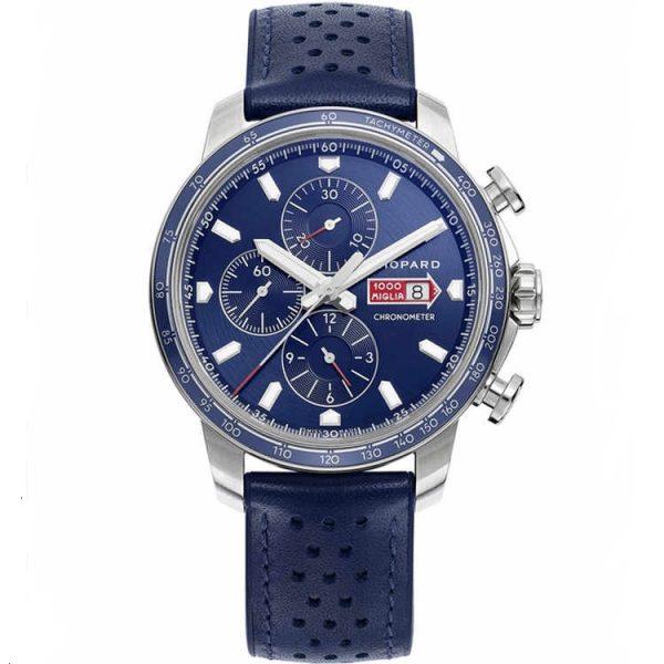 Chopard Mille Miglia GTS Azzurro Chronograph 168571-3007 Watch