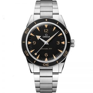 Replica Omega Seamaster 300 Master Chronometer Stainless Steel 234.30.41.21.01.001 Watch