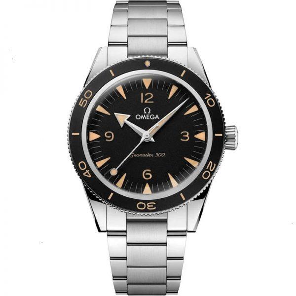 Omega Seamaster 300 Master Chronometer Stainless Steel 234.30.41.21.01.001 Watch