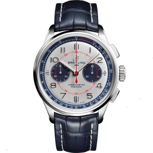 Breitling Premier B01 Chronograph 42mm Bentley Mulliner Watch AB0118A71G1P2