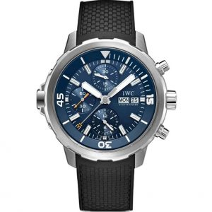 Replica IWC Aquatimer Chronograph Edition Expedition Jacques-Yves Cousteau IW376805 Watch