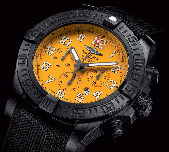 replica Breitling Avenger Hurricane chronograph XB0170E41I1S2