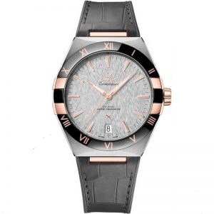 Replica Omega Constellation Master Chronometer 41mm Grey Dial 131.23.41.21.06.001 Watch