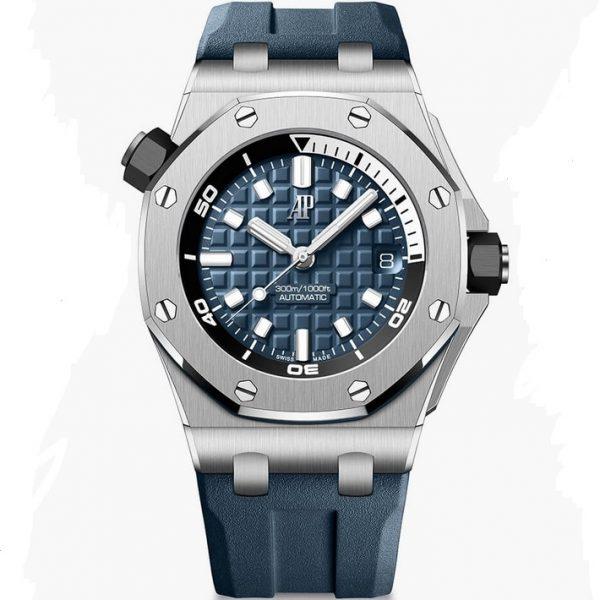 Audemars Piguet Royal Oak Offshore Diver Navy Blue 15720ST.OO.A027CA.01 Watch
