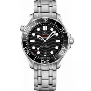 Replica Omega Seamaster Diver 300 Co-Axial Master Chronometer 210.30.42.20.01.001 Watch