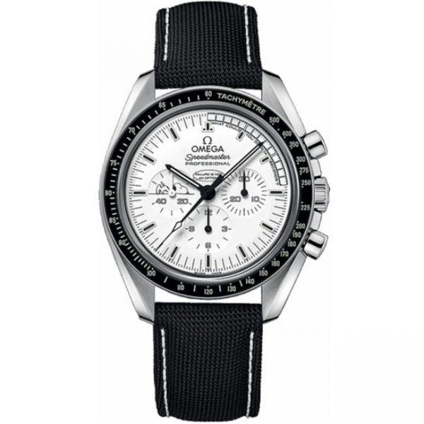 Omega Speedmaster Silver Snoopy Apollo XIII 45th Anniversary 311.32.42.30.04.003 Watch
