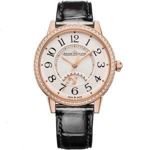 Replica Jaeger-LeCoultre Rendez-Vous Night & Day Diamond Ladies 3442430 Watch