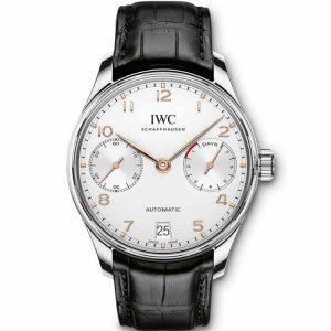 Replica IWC Portuguese 7 Day Automatic IW500704 Watch