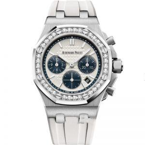 Replica Audemars Piguet Royal Oak Offshore Chronograph Diamond 26231ST.ZZ.D010CA.01 Watch
