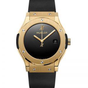 Replica Hublot Classic Fusion 40 Years Anniversary Gold Watch 511.VX.1280.RX.MDM40