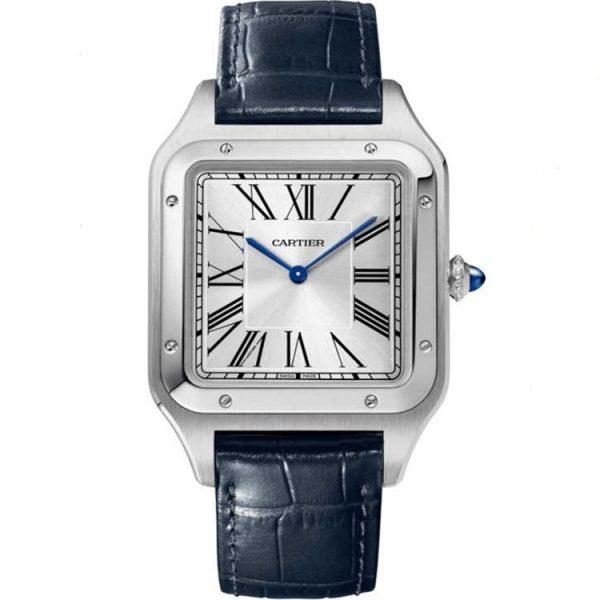 Cartier Santos Dumont XL Steel WSSA0032 Watch