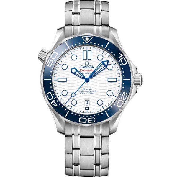 Omega Seamaster Diver 300m Tokyo 2020 522.30.42.20.04.001 Watch