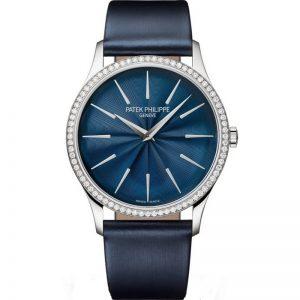 Replica Patek Philippe Calatrava Joaillerie Ladies Watch 4997/200G-001