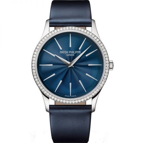 Patek Philippe Calatrava Joaillerie Ladies Watch 4997/200G-001