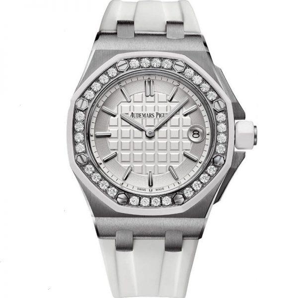 Audemars Piguet Royal Oak Offshore Diamond 37mm Ladies 67540SK.ZZ.A010CA.01 Watch
