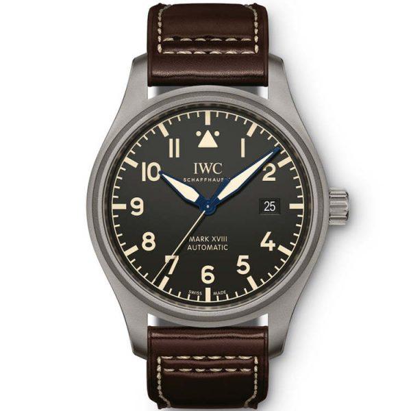 IWC Pilot Mark XVIII Heritage Titanium IW327006 Watch
