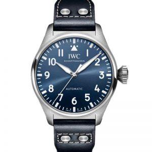 Replica IWC Big Pilot 43mm Blue Dial IW329303 Watch