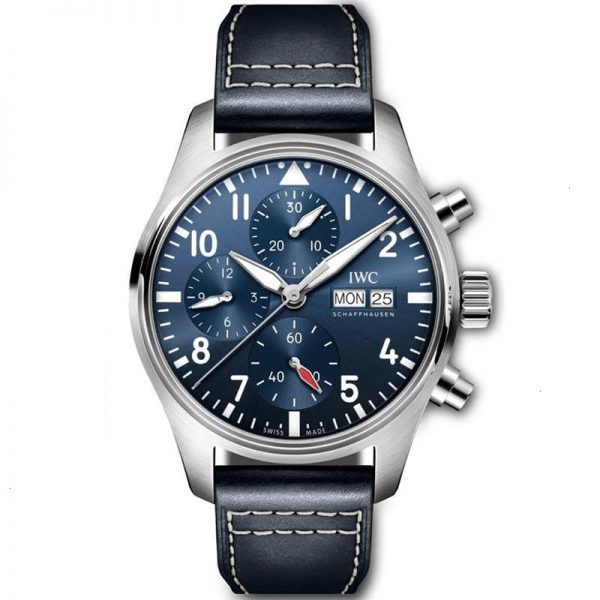 IWC Pilot Chronograph Automatic Blue Dial IW388101 Watch