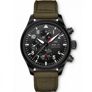 Replica IWC Pilot Chronograph Top Gun SFTI IW389104 Watch