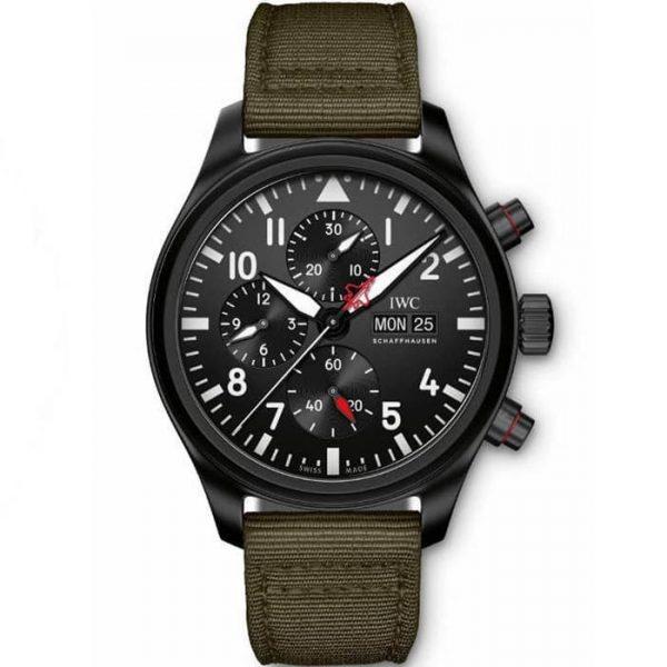 IWC Pilot Chronograph Top Gun SFTI IW389104 Watch