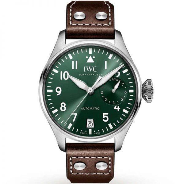 IWC Big Pilot 46mm Green Dial IW501015 Watch