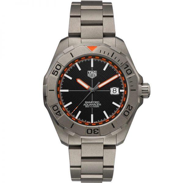 TAG Heuer Aquaracer Bamford 43mm Limited Edition Watch WAY208F.BF0638