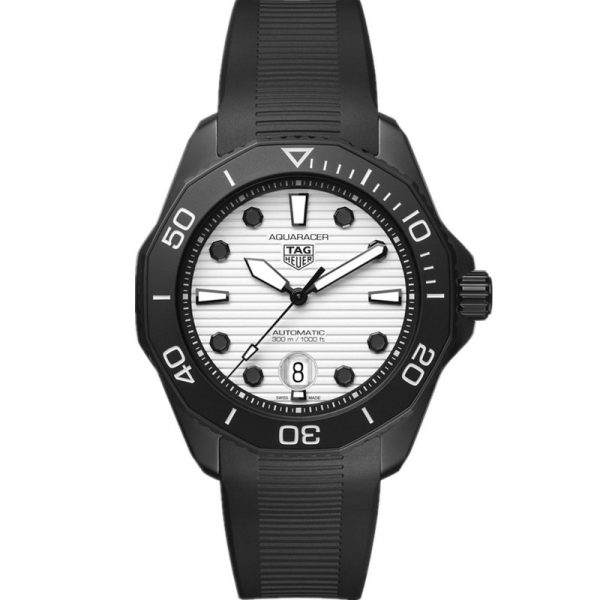 TAG Heuer Aquaracer Professional 300 Nightdiver Watch WBP201D.FT6197